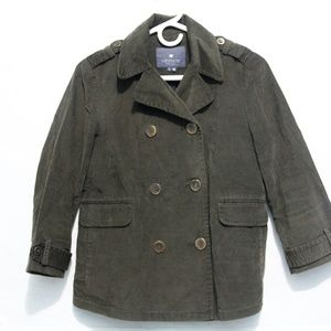 Gryphon New York Womens Jacket Olive Small